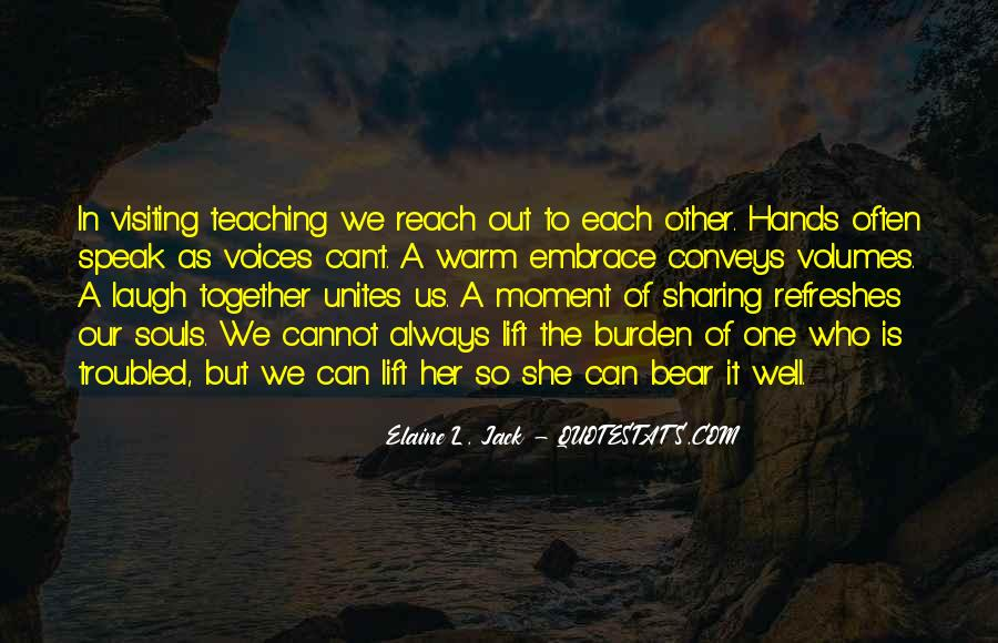 Sharing A Moment Quotes #1388367