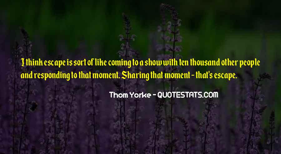 Sharing A Moment Quotes #632629
