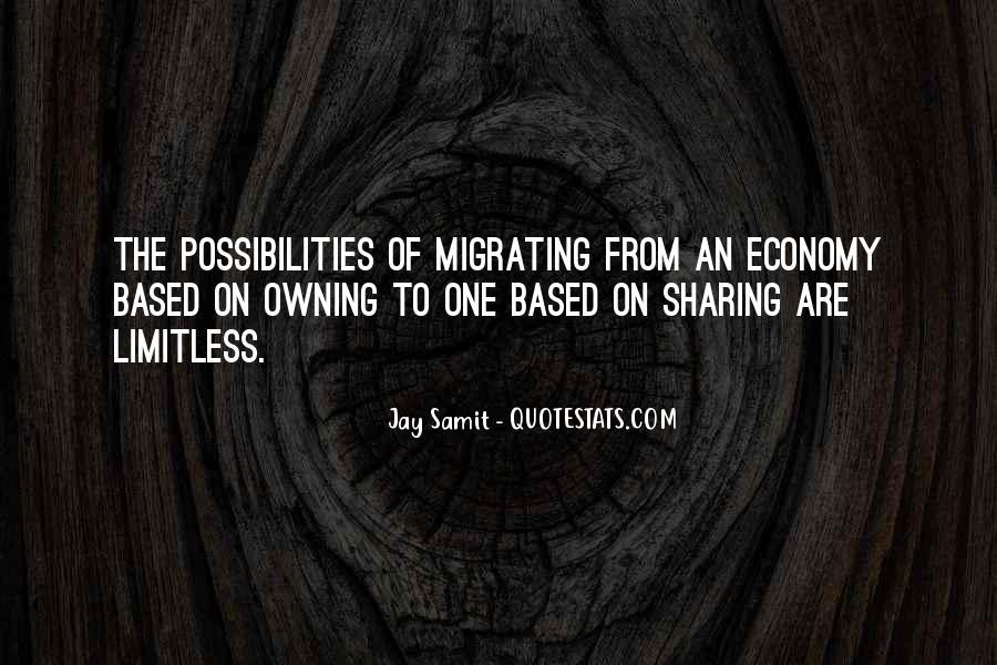 Sharing Economy Quotes #1162674