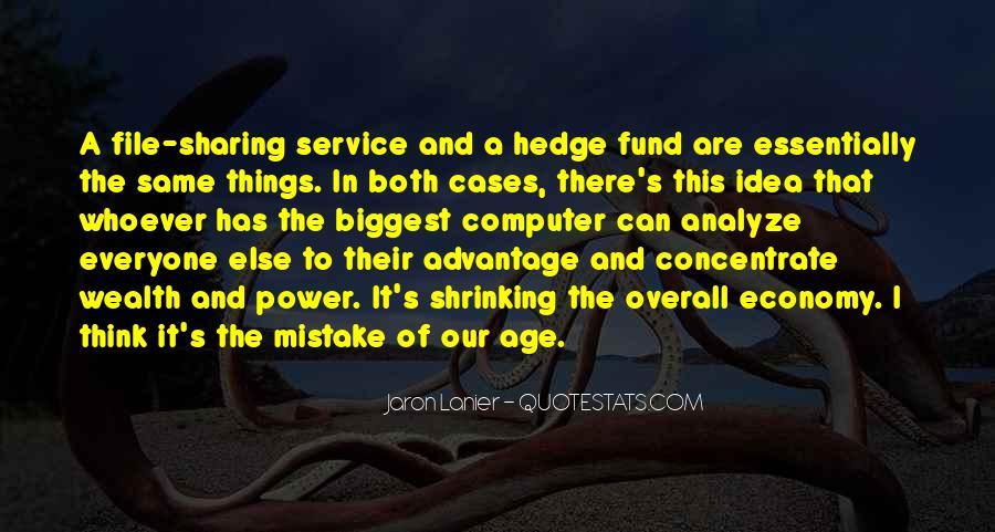 Sharing Economy Quotes #972617