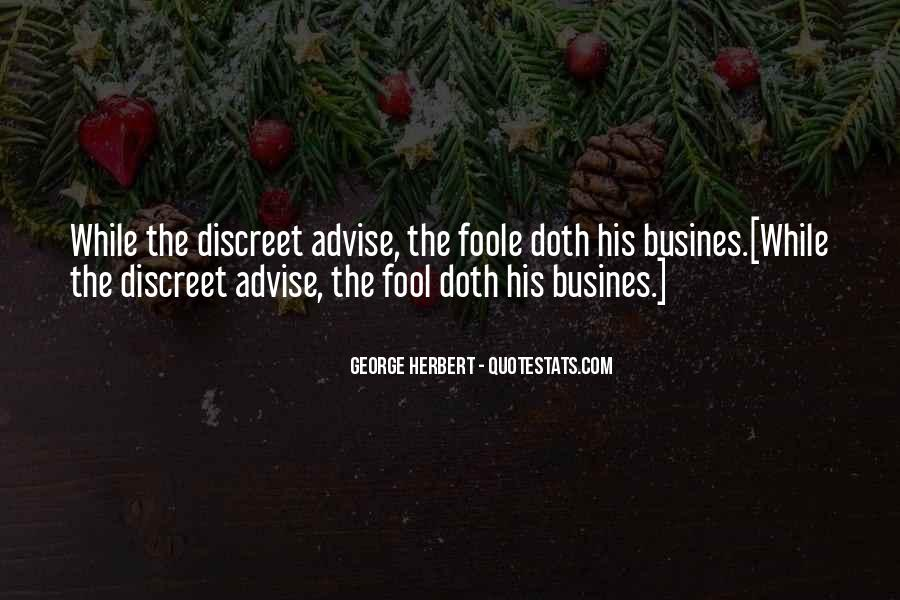 Quotes About Advise #103532