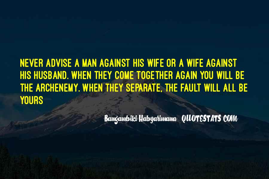Quotes About Advise #144307