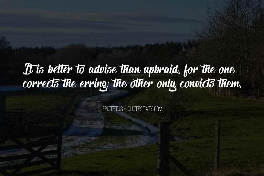 Quotes About Advise #185182