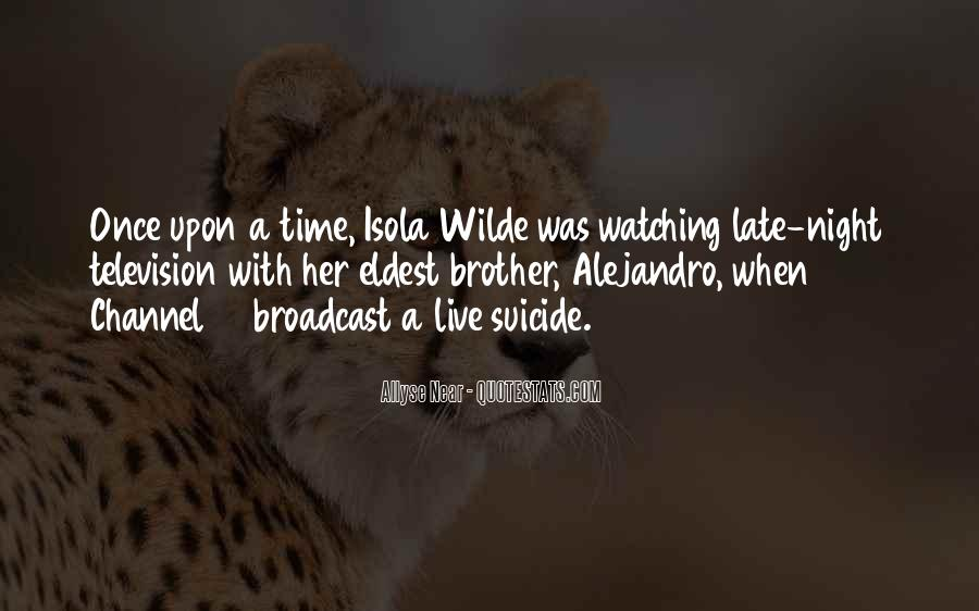 Quotes About Once Upon A Time #339159