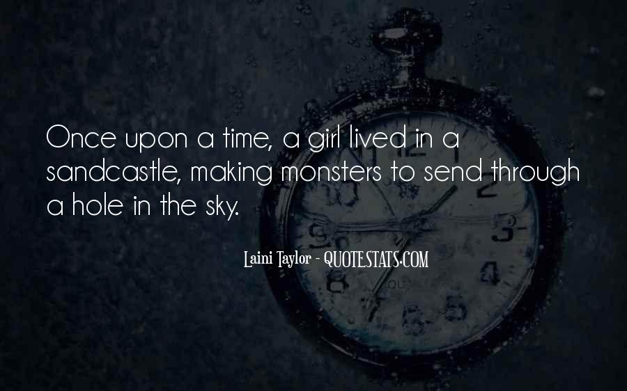 Quotes About Once Upon A Time #377993