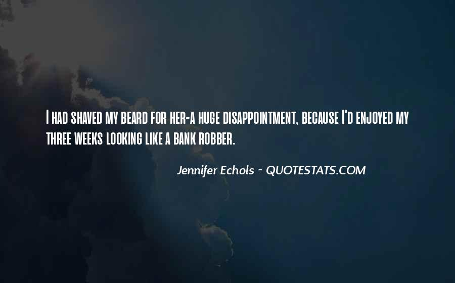 Shaved Beard Quotes #1510858