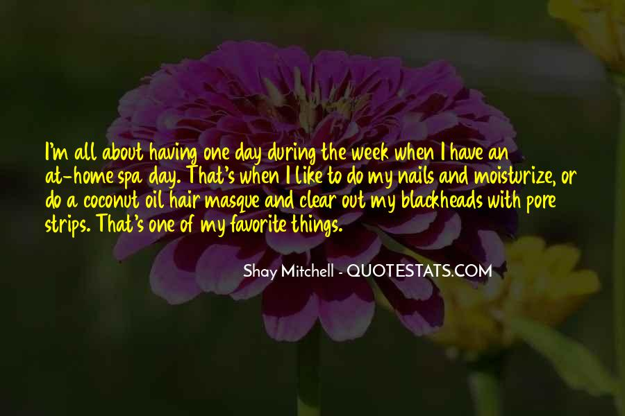 Shay M Quotes #101948