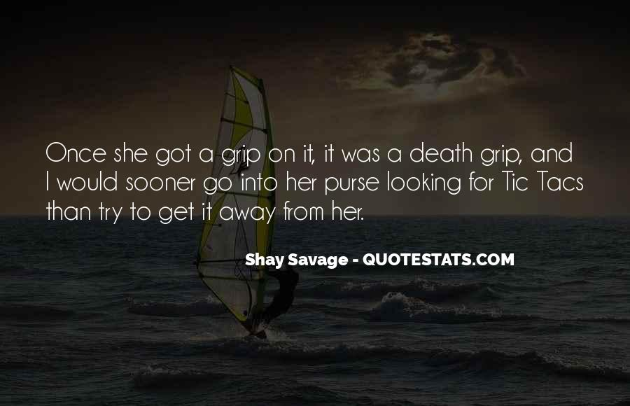 Shay M Quotes #246247
