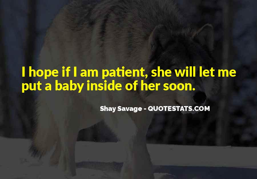 Shay M Quotes #287714