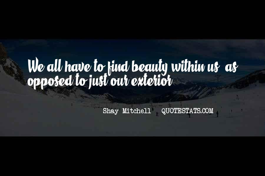 Shay M Quotes #511121