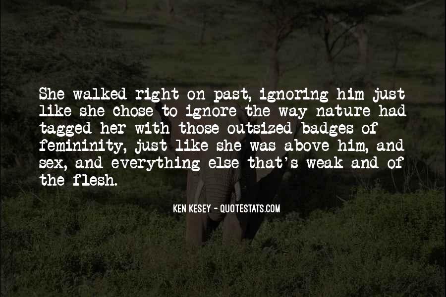 She Chose Him Quotes #988486