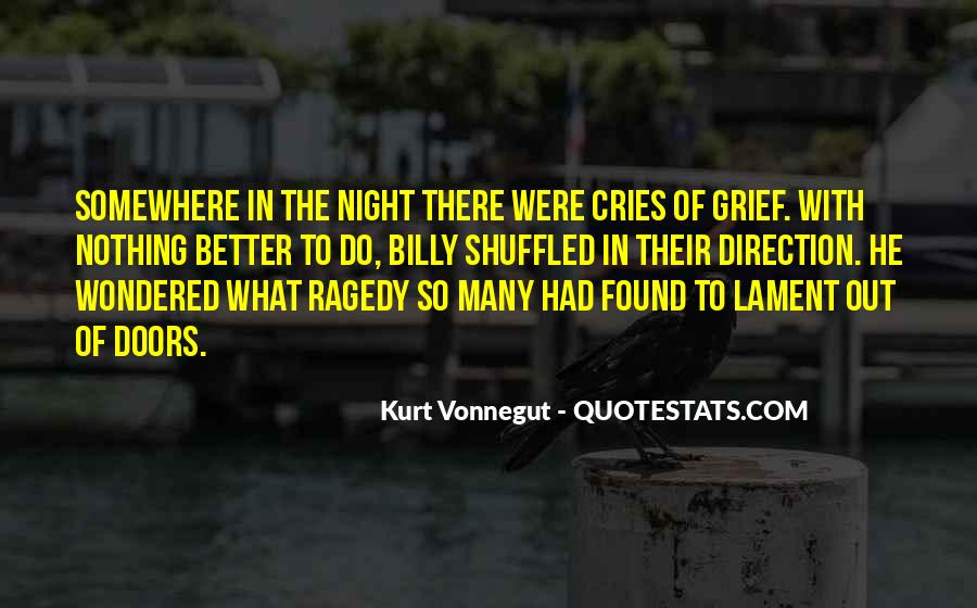 She Cries At Night Quotes #1198782