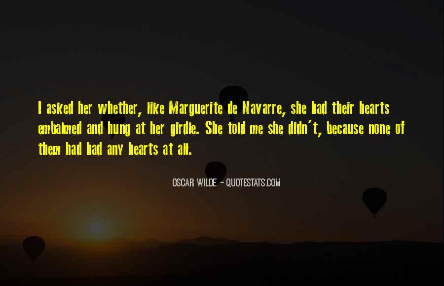 She Didn't Like Me Quotes #523348