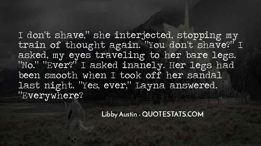 She Had Eyes Quotes #10978