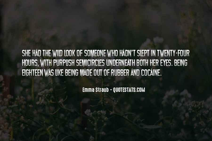 She Had Eyes Quotes #12436