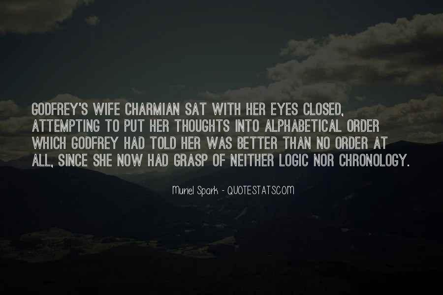 She Had Eyes Quotes #146926