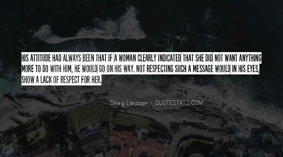 She Had Eyes Quotes #169138