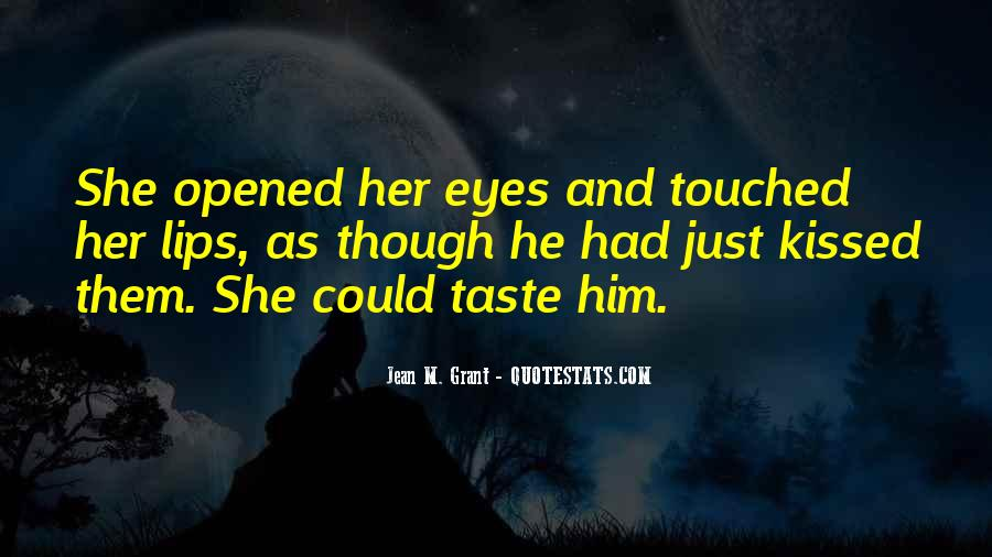 She Had Eyes Quotes #1759