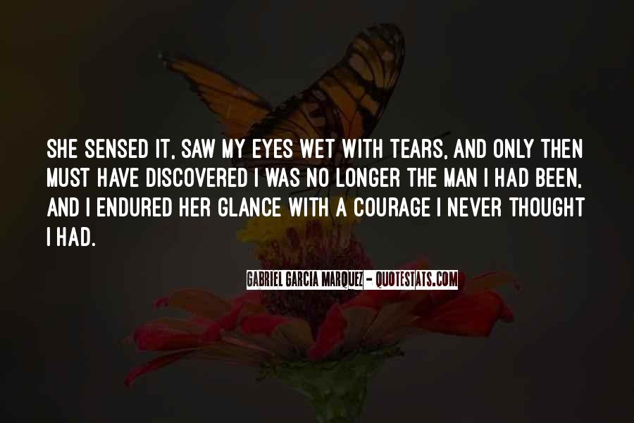 She Had Eyes Quotes #17876