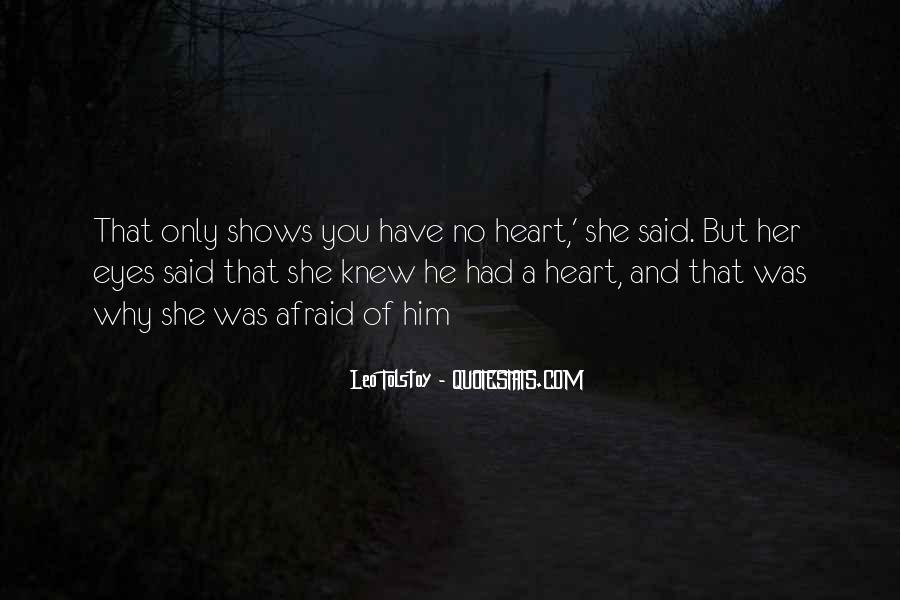 She Had Eyes Quotes #182052