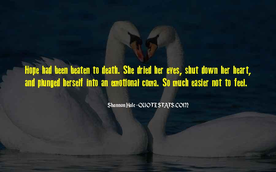 She Had Eyes Quotes #186689