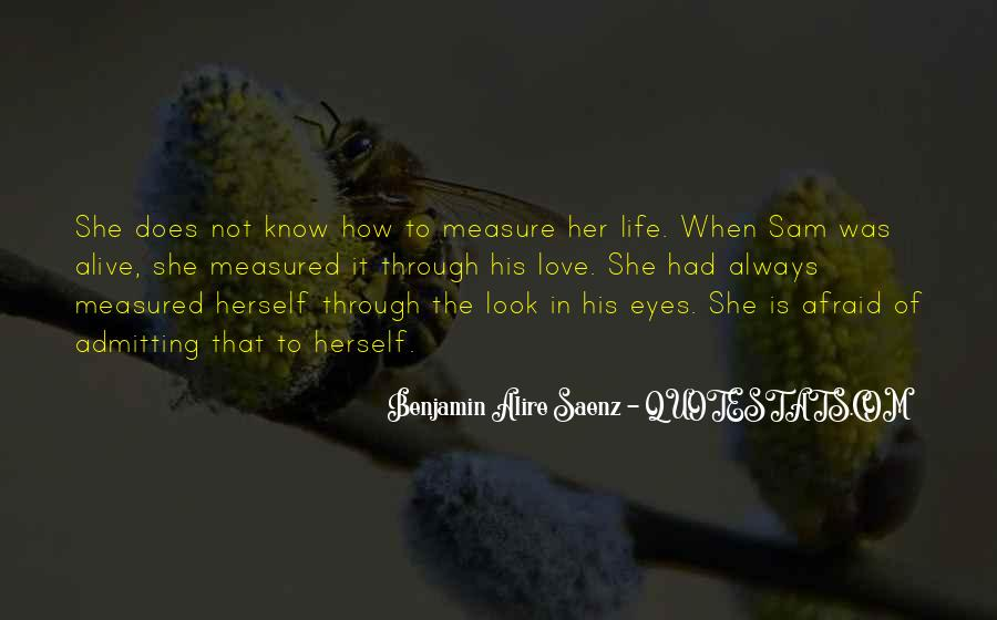 She Had Eyes Quotes #354969