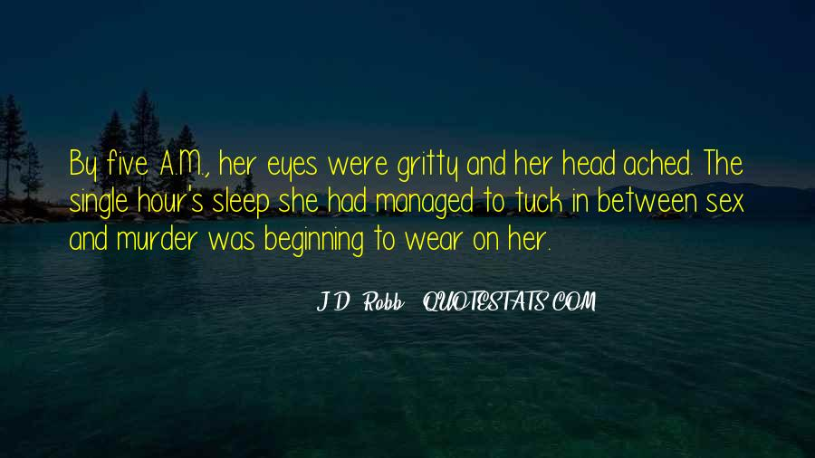 She Had Eyes Quotes #403821
