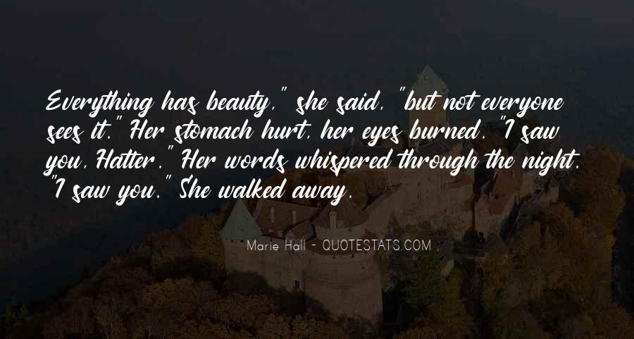 She Has Beauty Quotes #114742