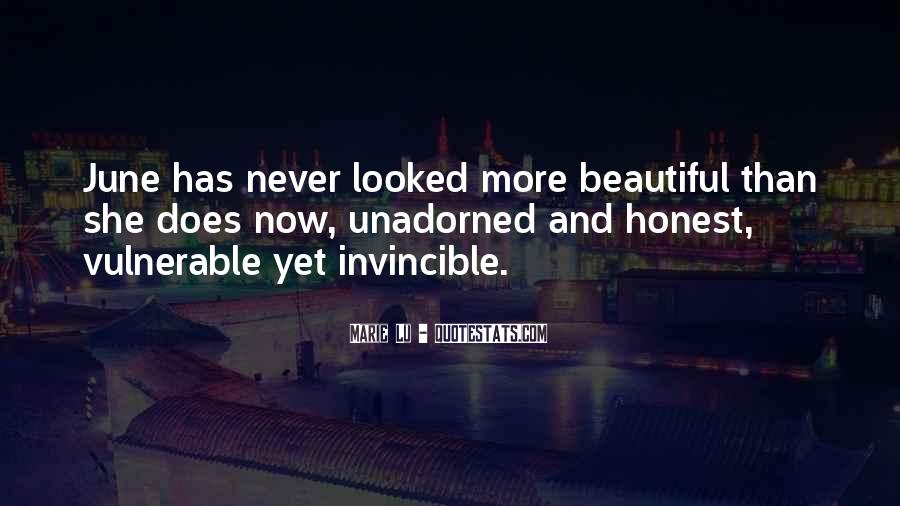 She Has Beauty Quotes #1598574