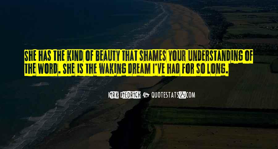 She Has Beauty Quotes #1720345