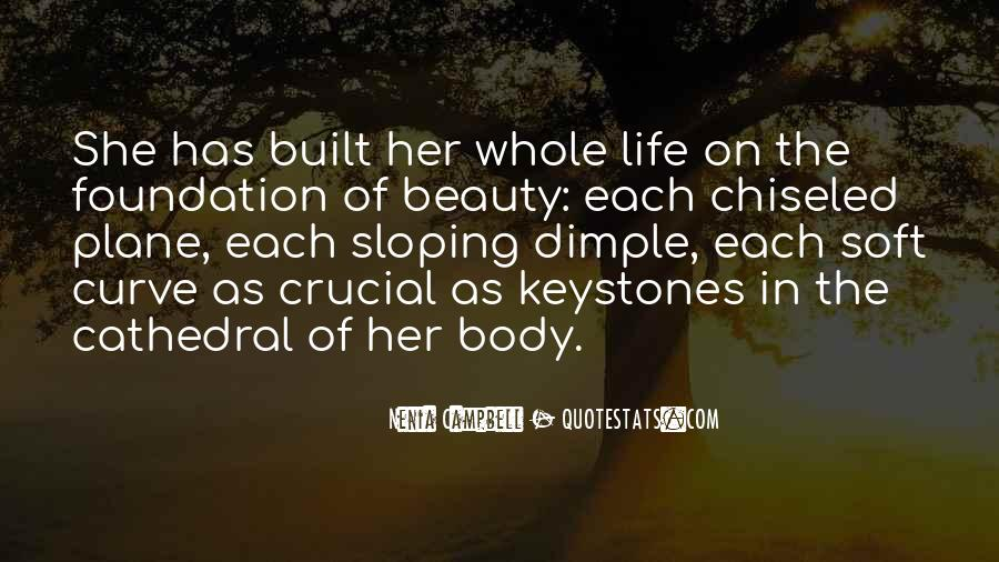She Has Beauty Quotes #1801998