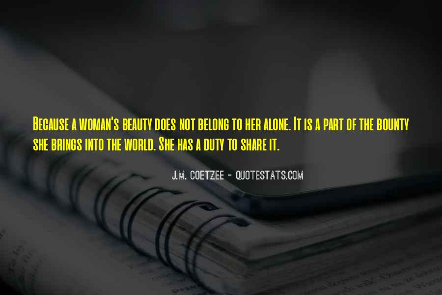 She Has Beauty Quotes #309853