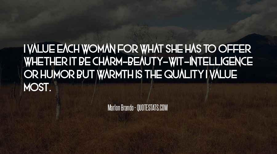 She Has Beauty Quotes #410138
