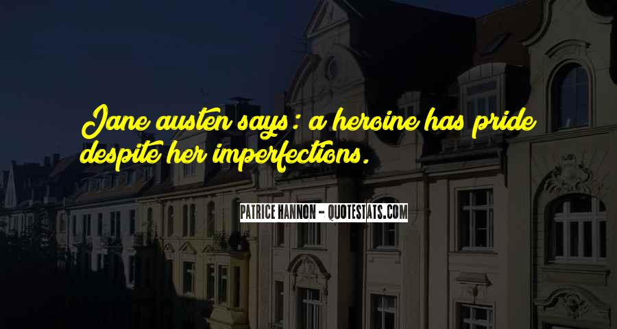 She Heroine Quotes #176804