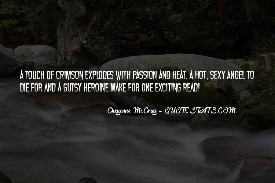She Heroine Quotes #287457