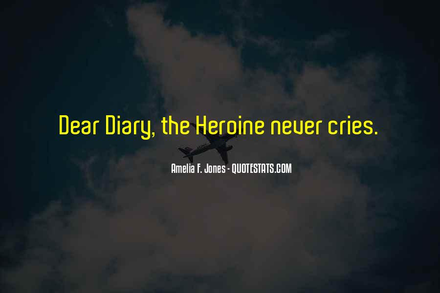 She Heroine Quotes #338474