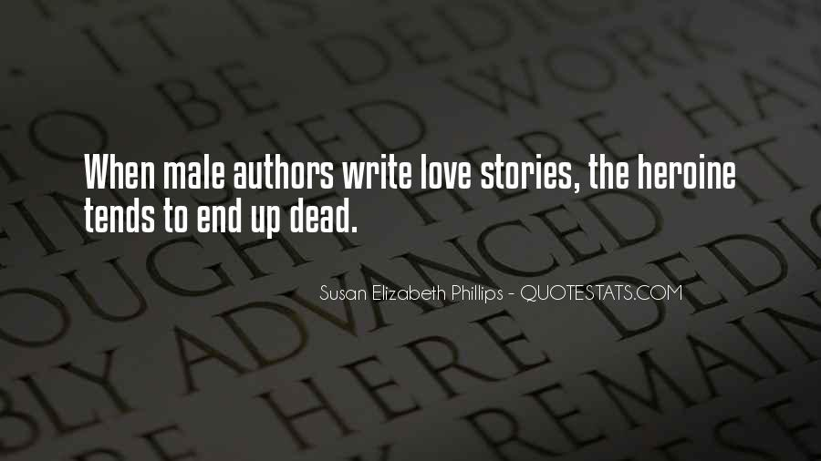 She Heroine Quotes #355995