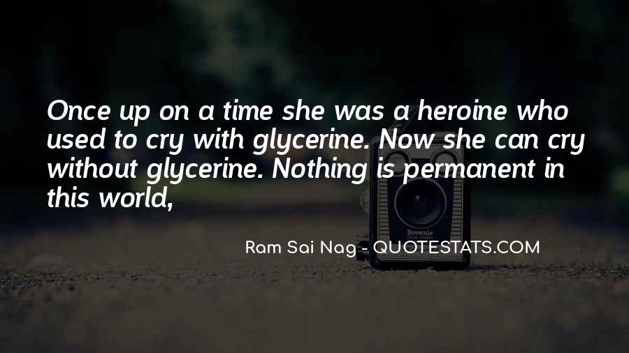 She Heroine Quotes #364639