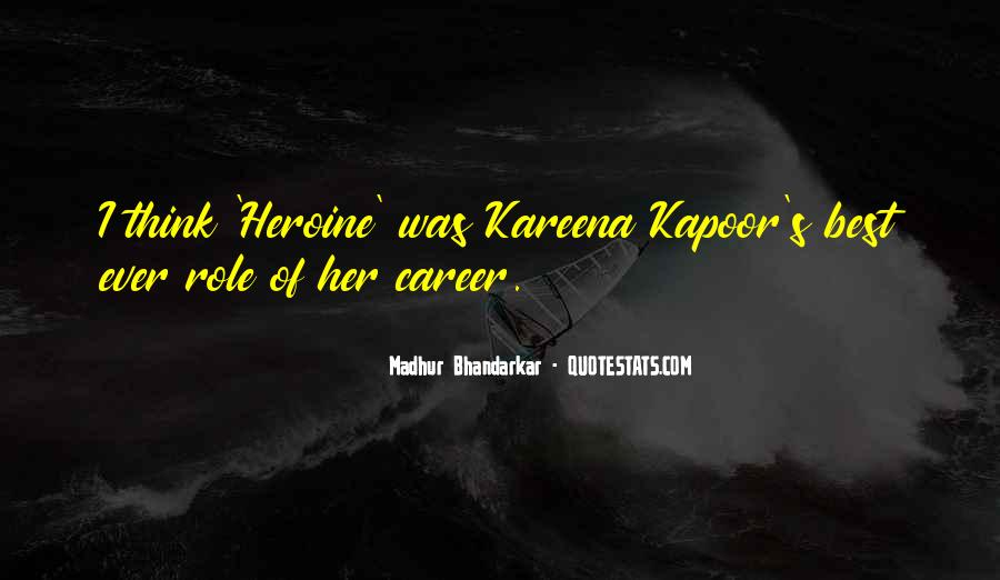She Heroine Quotes #372632