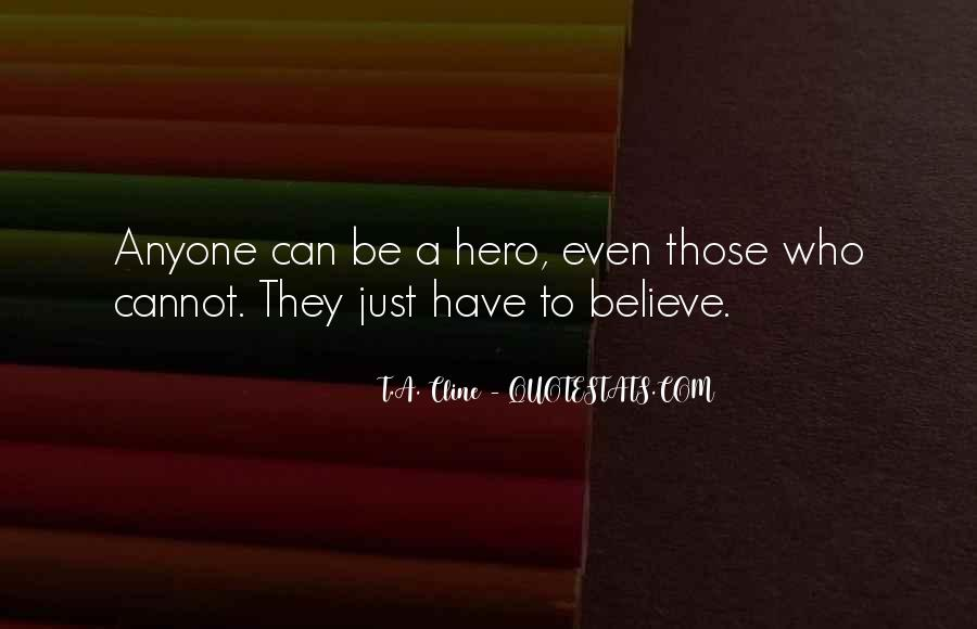 She Heroine Quotes #396731