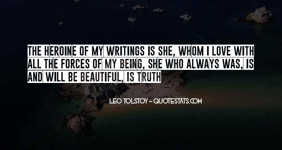 She Heroine Quotes #465829