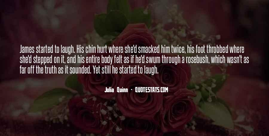 She Hurt Him Quotes #1635826