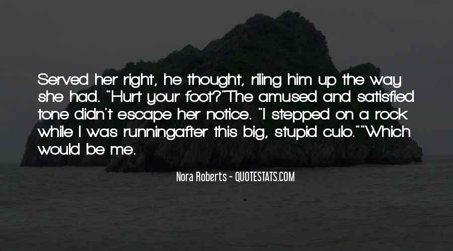 She Hurt Him Quotes #271534