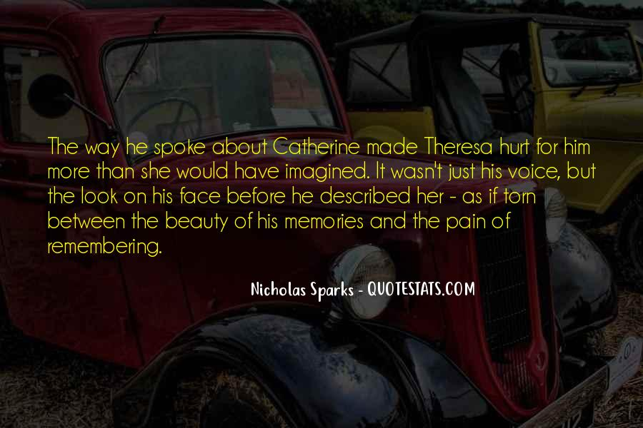 She Hurt Him Quotes #595585