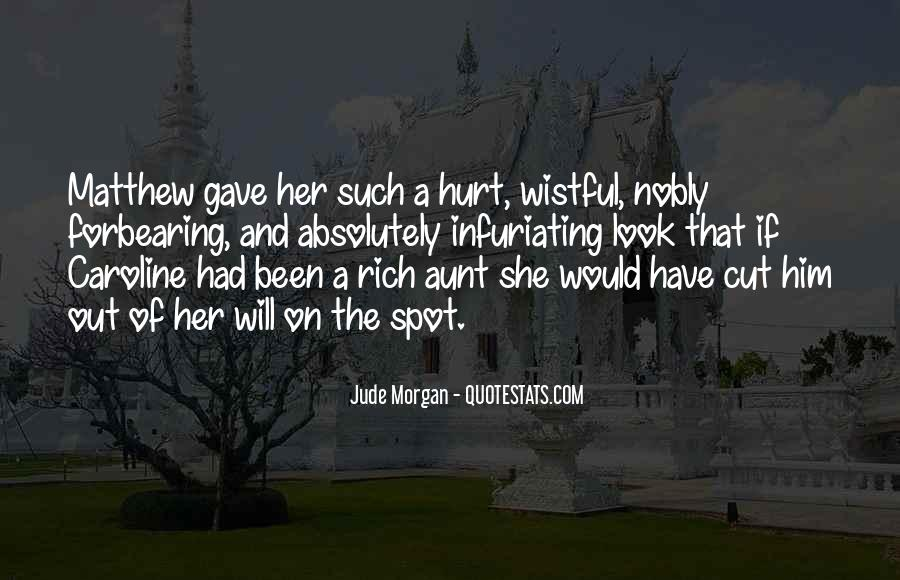 She Hurt Him Quotes #726522