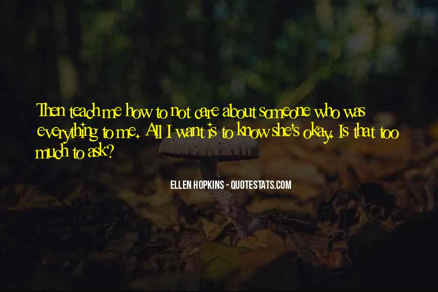 She Is All That Quotes #14497
