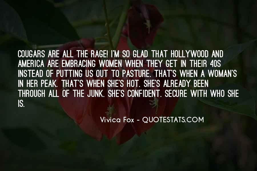 She Is All That Quotes #169848