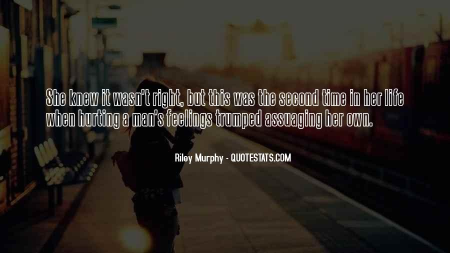 She Is Hurting Me Quotes #53909