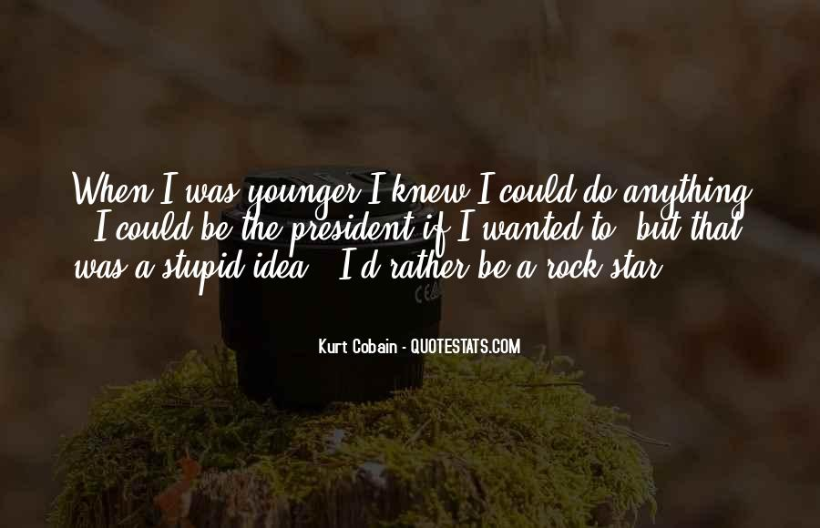 She Is My Rock Quotes #11894