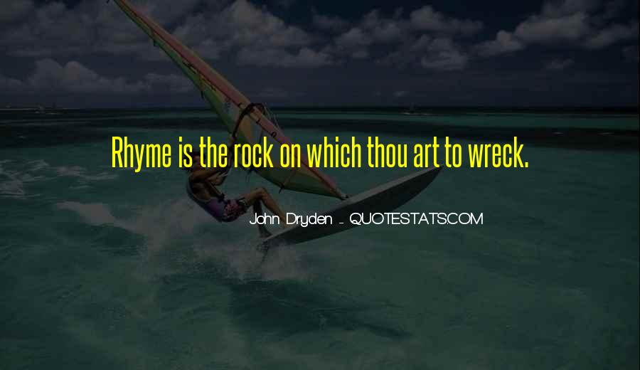 She Is My Rock Quotes #13231